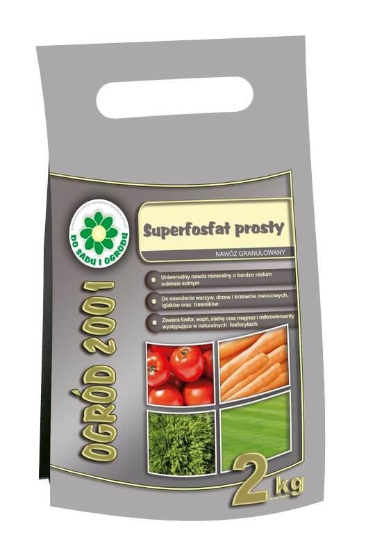 siarkopol ogrod 2001 nawoz superfosfat prosty 2kg